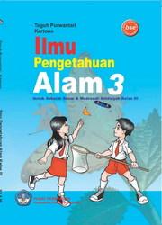 Buku Ilmu Pengetahuan Alam 3 Kelas 3 SD