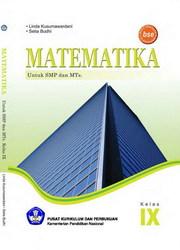 Buku MATEMATIKA Kelas 9 SMP