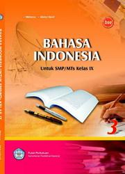 Buku Berbahasa Indonesia  Kelas 9 SMP