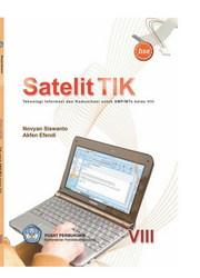 Buku Satelit TIK Teknologi Informasi dan Komunikasi