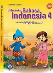 Buku Bahasaku Bahasa Indonesia 4