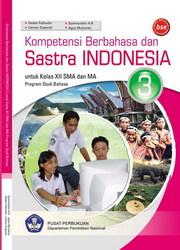 Buku Kompetensi Berbahasa dan Sastra Indonesia 3