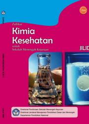 Buku Kimia Kesehatan Kelas 12 SMK