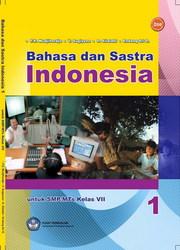 Buku Bahasa dan Sastra Indonesia Kelas 7 SMP