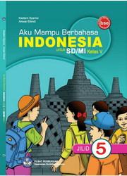 Buku Aku Mampu Berbahasa Indonesia