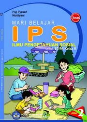 Buku Mari Belajar IPS Ilmu Pengetahuan Sosial