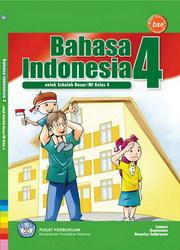 Buku Bahasa indonesia 4