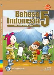 Buku Bahasa indonesia 5