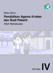 Buku Buku Guru, Pendidikan Agama Kristen dan Budi Pekerti