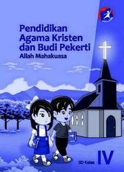 Buku Pendidikan Agama Kristen dan Budi Pekerti
