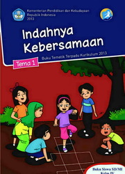 Buku Tema 1, Indahnya Kebersamaan