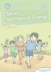 Buku Tema 2, Selalu Berhemat Energi