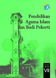 Buku Pendidikan Agama Islam dan Budi Pekerti Kelas 7 SMP