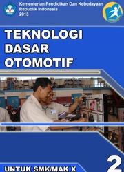 Buku Teknologi Dasar otomotif Kelas 10 SMK