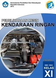 Buku Pemeliharaan Mesin Kendaraan Ringan Kelas 11 SMK