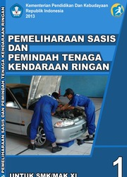 Buku Pemeliharaan Sasis dan Pemindah Tenaga Kendaraan Ringan Kelas 11 SMK
