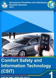 Buku Comfort Safety and Information Technology (CSIT)