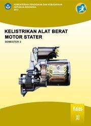 Buku Kelistrikan Alat Berat Motor Starter