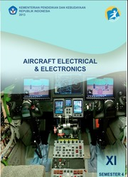 Buku Aircraft Electrical & Electronics Kelas 11 SMK