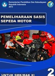 Buku Pemeliharaan Chasis Sepeda Motor