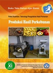 Buku Produksi Hasil Perkebunan