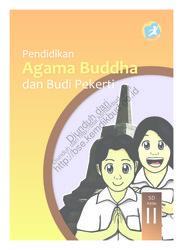 Buku Pendidikan Agama Buddha dan Buku Pekerti Luhur (Buku Siswa)