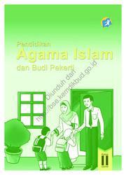 Buku Pendidikan Agama Islam dan Buku Pekerti Luhur (Buku Siswa)
