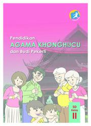 Buku Pendidikan Agama Konghuchu dan Buku Pekerti Luhur (Buku Siswa)