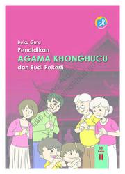 Buku Pendidikan Agama Konghuchu dan Buku Pekerti Luhur (Buku Guru)