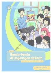 Buku Benda-Beda di Lingkungan Sekitar (Buku Guru)