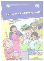 Buku Kerukunan dalam Bermasyarakat (Buku Siswa)