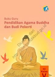 Buku Pendidikan Agama Buddha dan Budi Pekerti (Buku Guru)