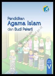 Buku Pendidikan Agama Islam dan Buku Pekerti (Buku Siswa)