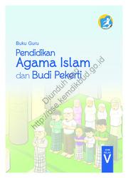 Buku Pendidikan Agama Islam dan Buku Pekerti (Buku Guru)