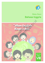 Buku Bahasa Inggris, When English Rings a Bell (Buku Guru)
