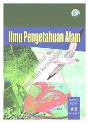 Buku Ilmu Pengetahuan Alam (Buku Siswa)