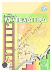 Buku Matematika (Buku Guru)