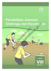Buku Pendidikan Jasmani, Olahraga, dan Kesehatan (Buku Siswa)