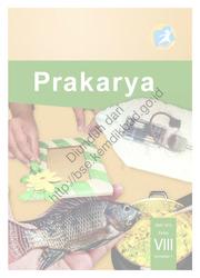 Buku Prakarya (Buku Siswa)