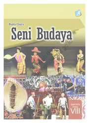 Buku Seni Budaya (Buku Guru)