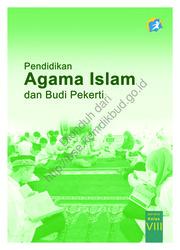 Buku Pendidikan Agama Islam dan Budi Pekerti (Buku Siswa)
