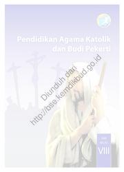 Buku Pendidikan Agama Katolik dan Budi Pekerti (Buku Siswa)