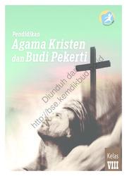 Buku Pendidikan Agama Kristen dan Budi Pekerti (Buku Siswa)