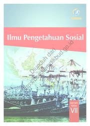 Buku Ilmu Pengetahuan Sosial (Buku Siswa)