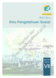Buku Ilmu Pengetahuan Sosial (Buku Guru)