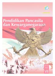 Buku Pendidikan Pancasila dan Kewarganegaraan (Buku Siswa)