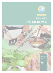 Buku Prakarya (Buku Guru)