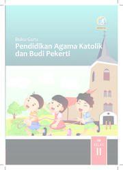 Buku Pendidikan Agama Katolik dan Budi Pekerti Kelas 2 - Buku Guru