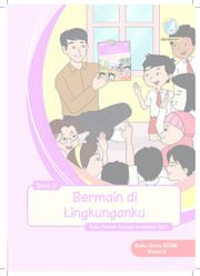 Buku Tema 2 Bermain Di Lingkunganku - Buku Guru Kelas 2