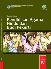 Buku Buku Guru - Agama Hindu dan BP SD Kelas IV